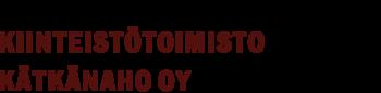 Kiinteistötoimisto Kätkänaho Oy Logo